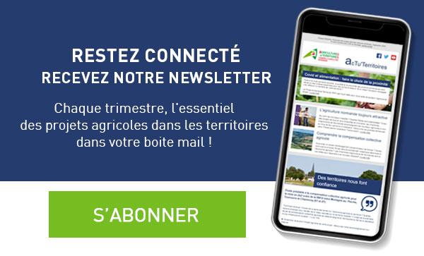 Restez connecté : recevez notre newsletter Actu